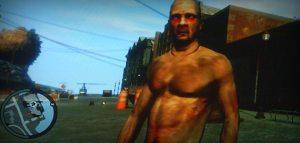 GTA4 Zombie